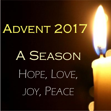 First Sunday of Advent – Season of Hope – Central Baptist